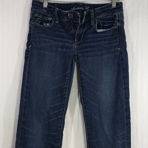 American Eagle Stretch Skinny size 2 ( Excellent )